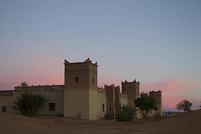 Desert Kasbah Morocco Art Print