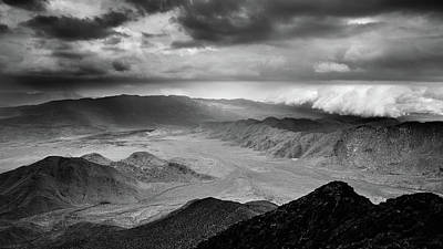 Photograph - Desert Monsoon by Alexander Kunz