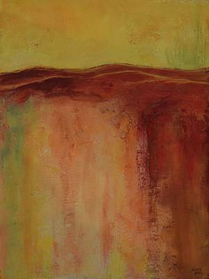 Painting - Desert Morning by Nancy Jolley