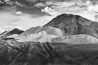 Desert Of Opa Locka #1 Art Print by Stephen Mack
