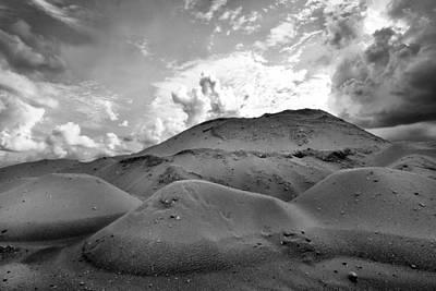 Desert Of Opa Locka #2 Art Print by Stephen Mack