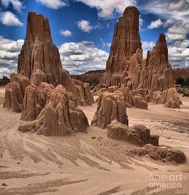 Photograph - Desert Patterns by Adam Jewell