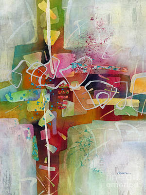 Abstract Works - Desert Pueblo 2 by Hailey E Herrera