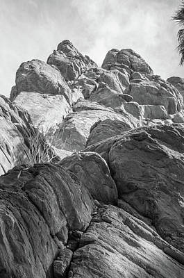 Photograph - Desert Rock Formation by Frank DiMarco
