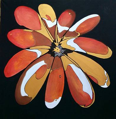 Painting - Desert Rose by Pat Purdy