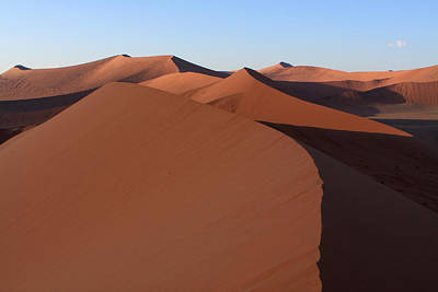 Photograph - Desert Sands Namibia by Aidan Moran