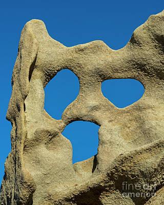 Photograph - Desert Scream by Mike Dawson