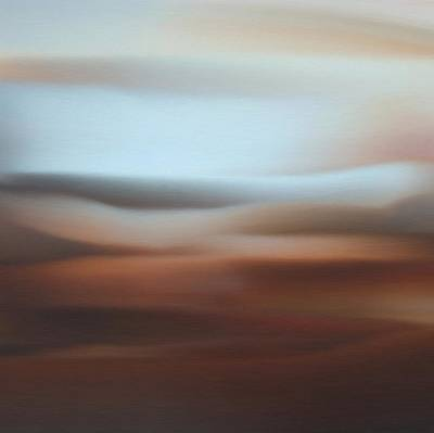Sand Dunes Painting - Desert Sky by Dan Sproul