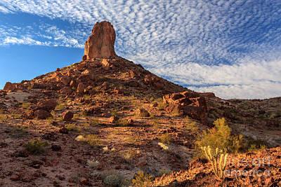 Photograph - Desert Spire by James Eddy