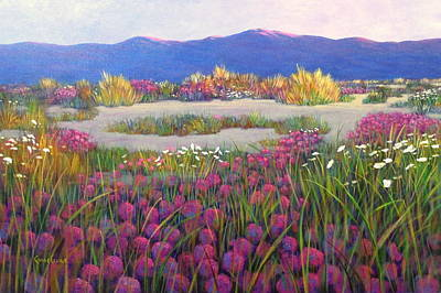 Painting - Desert Spring by Chris MacClure
