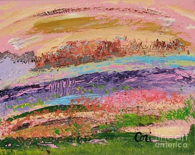 Painting - Desert Spring by Corinne Carroll