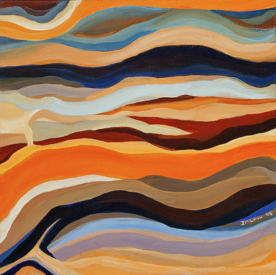 Painting - Desert Storm by Ida Mitchell