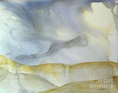 Painting - Desert Storm by Lynda Cookson