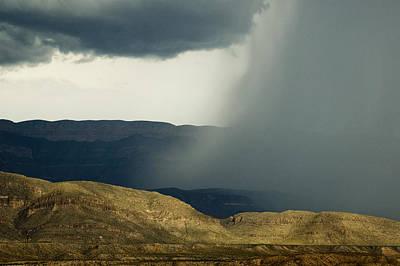 Photograph - Desert Storm by Renee Hong