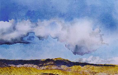 Painting - Desert Storm by Tyler Ryder