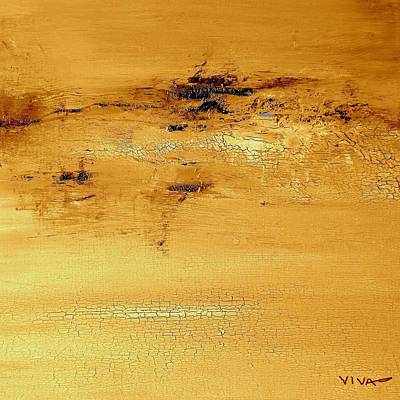 Painting - Desert Storm by VIVA Anderson