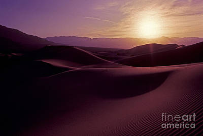 Photograph - Desert Sunset by Paul W Faust -  Impressions of Light