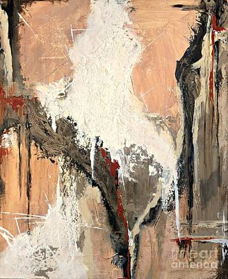 Painting - Desert Varnish by Mary Mirabal