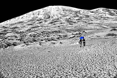 Photograph - Desert Walk Fusion by John Rizzuto