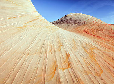 Photograph - Desert Wave by Johnny Adolphson