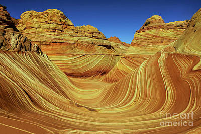 Photograph - Desert Wave by Roxie Crouch
