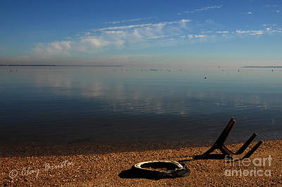 Photograph - Deserted Beach by Clayton Bruster