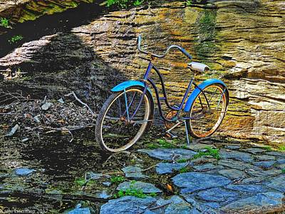 Photograph - Deserted Cycle II by Kathi Isserman
