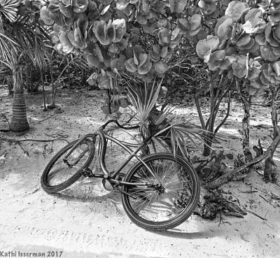 Photograph - Deserted Cycle by Kathi Isserman