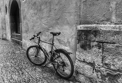 Photograph - Deserted Cycle IIi by Kathi Isserman