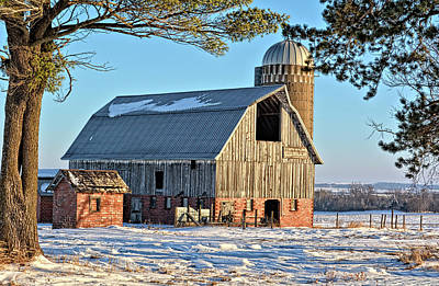 Photograph - Deserted In Fayette by Bonfire Photography