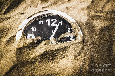Metaphor Photograph - Deserted In Time by Jorgo Photography - Wall Art Gallery