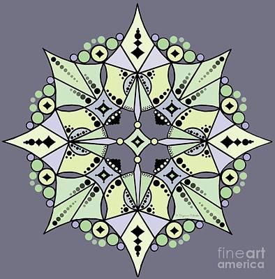 Digital Art - Design 1032 D by Suzanne Schaefer