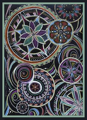 Design 217 F Art Print