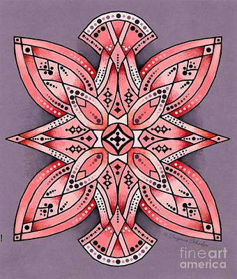 Digital Art - Design 221 A by Suzanne Schaefer