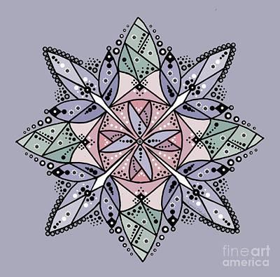 Digital Art - Design 225 C by Suzanne Schaefer