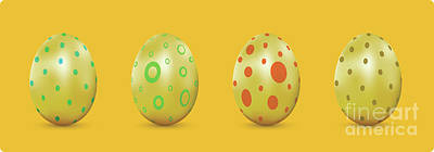 Design Egg Skin Pattern For Easter Holiday Collection 1 Original