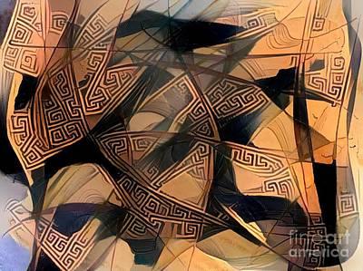 Design Egypt Art Print