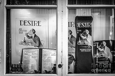 Photograph - Desire Noir-nola by Kathleen K Parker