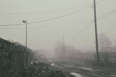 Photograph - Desolation Street by Kunal Mehra