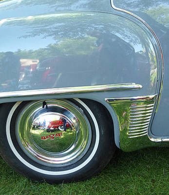 Photograph - Desoto Classic View by Barbara Jacobs