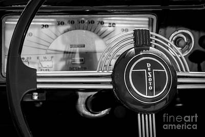 Photograph - Desoto Dash by Dennis Hedberg