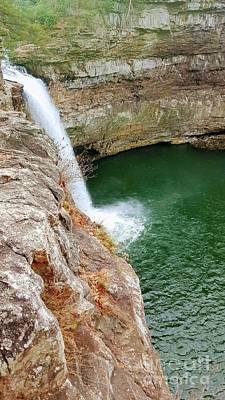 Photograph - Desoto Falls by Rachel Hannah
