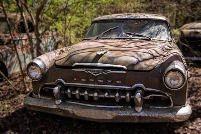 Photograph - Desoto by Greg Mimbs