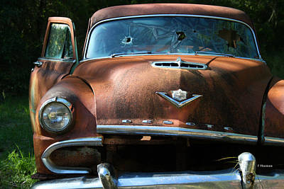Photograph - Desoto by Tim Thomas