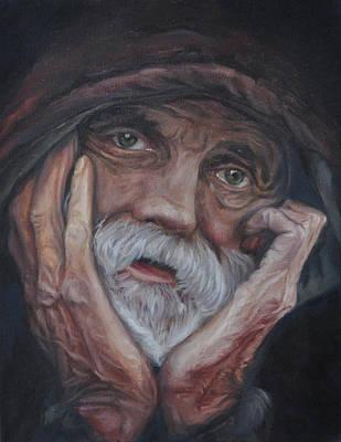 Despair Art Print by Tahirih Goffic