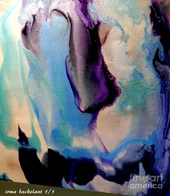 Painting - Despaire by Irma BACKELANT GALLERIES
