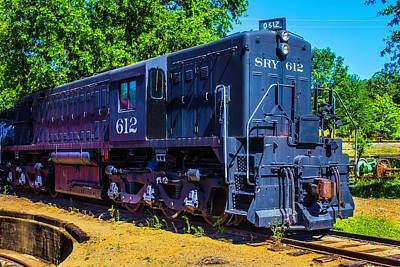 Old West Photograph - Dessel Train Sry 612 by Garry Gay