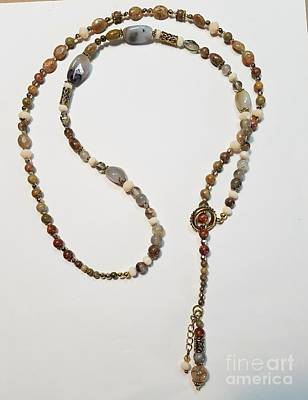 Jewelry - Dessert Beauty Lariat by Diana Bursztein