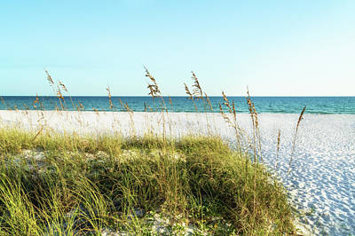 Photograph - Destin Beach, Florida by Kay Brewer