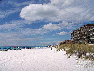 Photograph - Destin Beach by Kevin Croitz